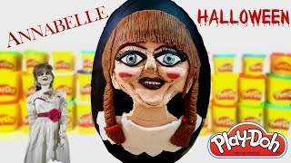 Huevo sorpresa Halloween Anabel thumbnail