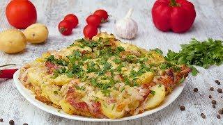 Как приготовить запеканку из молодого картофеля - Рецепты от Со Вкусом