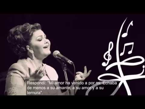 Mayada el Hennawy  El Hob Elli Kan Kan ya makan  Letra en español
