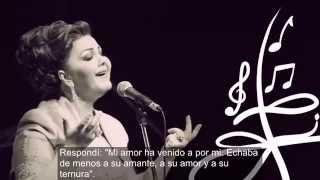 Mayada el Hennawy - El Hob Elli Kan (Kan ya makan) - Letra en español