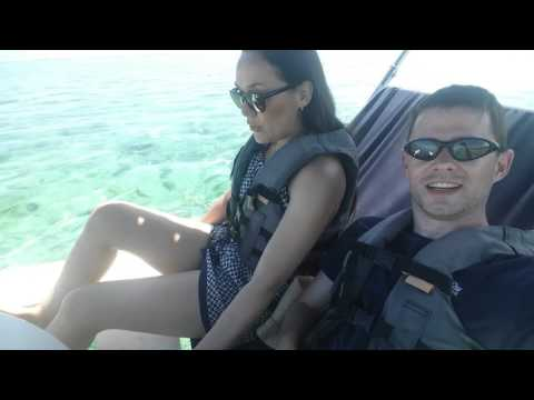 Trip to Mauritius - Lux Let Mourne - Pedalo Boat