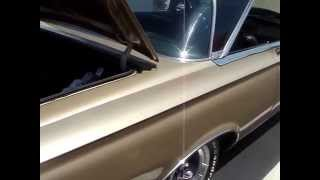 1965 PLYMOUTH SATELLITE HARDTOP - ONE OF 23,341