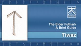 The Elder Futhark :: Tiwaz (HD)