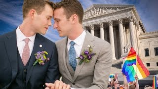 Gay Marriage Legal For All 50 States