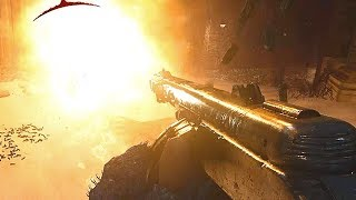 WWII ZOMBIES EASTER EGG RUN (Flawless) Call of Duty WW2 The Final Reich Ending Boss Fight