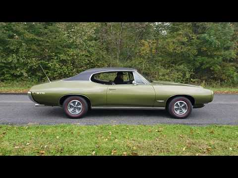 1968 Pontiac GTO part 1