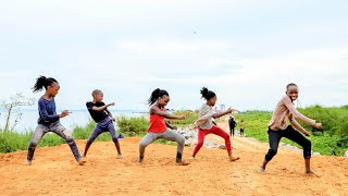 Masaka Kids Africana Dancing This Is How We Do  || Song By Baby Prince Layn (Mr. Masaka)