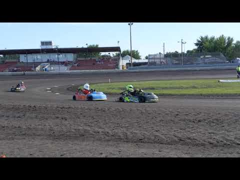 Aug 17 Stock Heat (2B) - Arlington Raceway