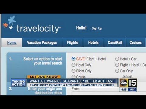 Catch To Travelocity Price Guarantee?
