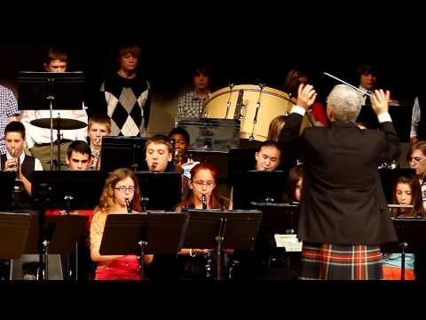 Edinburgh Castle - Eight grade Band
