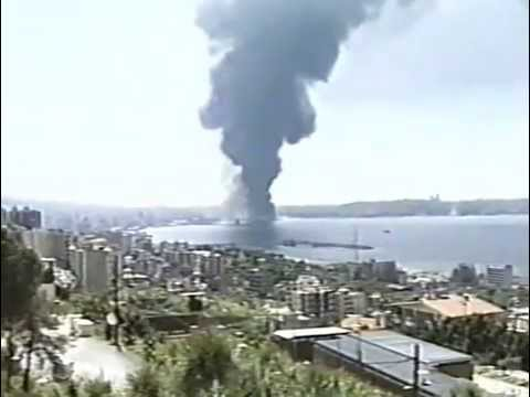 MSG Detachment Beirut Lebanon May 1989