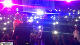 Prince Kay One & Emory live im Atrium in Kiel (Der Norden zerstört!!!)