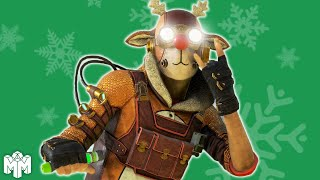 HOLLY JOLLY APEX LEGENDS