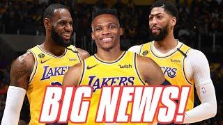 LAKERS RUSSELL WESTBROOK TRADE UPDATE! Los Angeles Lakers 2021 Off-Season