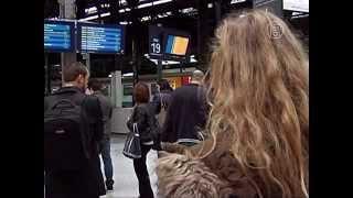 Транспорт остановился в Греции и во Франции (новости)(http://www.ntdtv.ru Транспорт остановился в Греции и во Франции. В Греции началась общенациональная забастовка..., 2013-06-13T12:26:01.000Z)