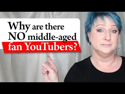 5 Reasons why there are NO middle-aged fangirl rs