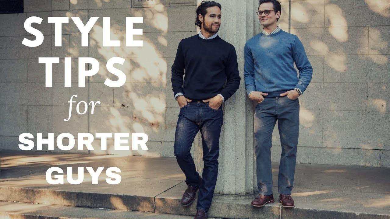 7 Style Tips for Shorter Guys