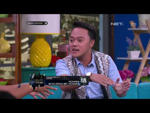 Mumu Dan Danang Keasikan Ngobrol Bahasa Jawa, Sarah Sechan Didiemin (4/5)