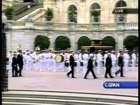 President Ronald Reagan State Funeral C-Span Coverage 6-11-2004