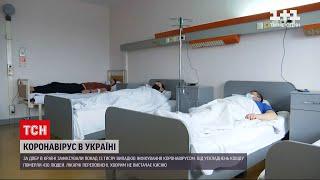 Коронавірус в Україні смертність різко зросла у порівнянні з попередніми днями