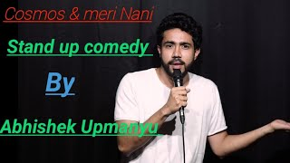 Stand up Comedy by Abhishek Upmanyu Friend Crime & Cosmos Stand Up Comedy By Abhishek Upmanyu #Comed
