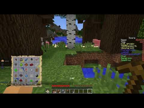 SCAVENGER HUNT!! - How To Minecraft Season 5 (Episode 26)