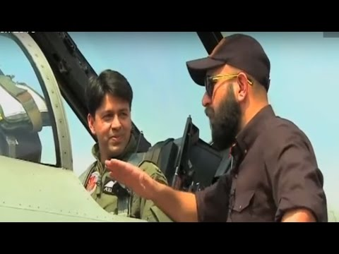 Mahaz Wajahat Saeed Khan 26 March 2016 - Pakistan Air Force