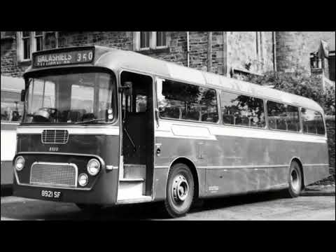 Galashiels : Then and Now