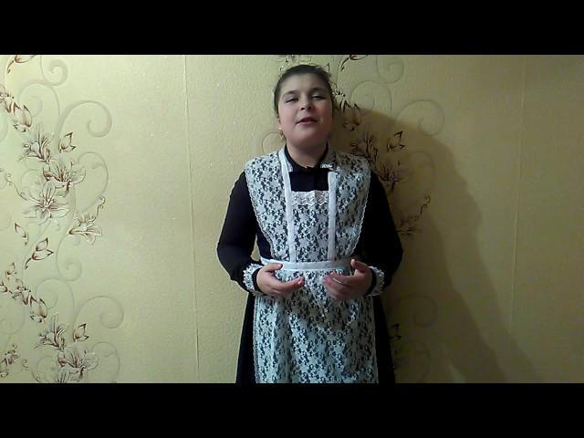 Изображение предпросмотра прочтения – ЕкатеринаШнякина читает отрывок изпроизведения «Бородино» М.Ю.Лермонтова
