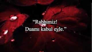 Hz. İbrahim a.s'ın Duası - İbrahim Suresi 40-41
