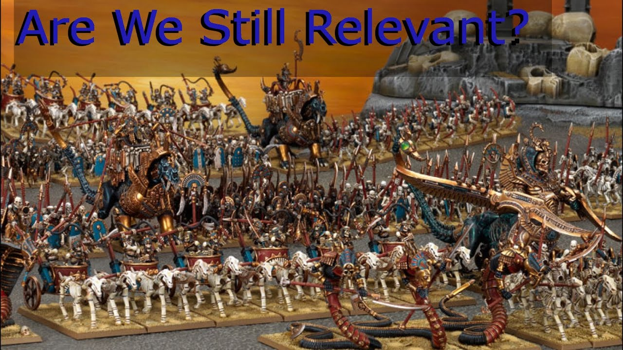 Legacy Armies In Age Of Sigmar