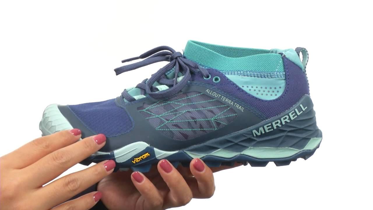 Merrell All Out Terra Trail SKU 8551564 - YouTube fbc342e261aa