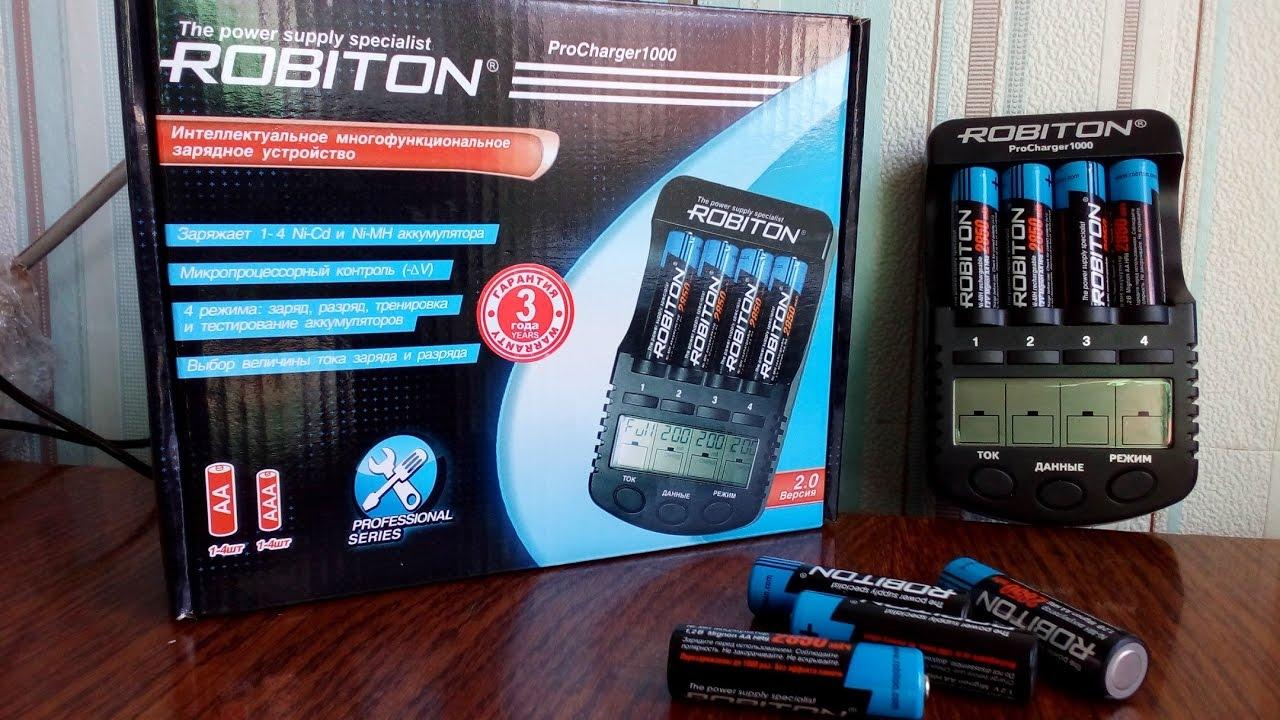 Зарядное устройство для аккумуляторов robiton procharger1000 с дисплеем. Barkode. Зарядное устройство robiton pro charger 1000 lcd.