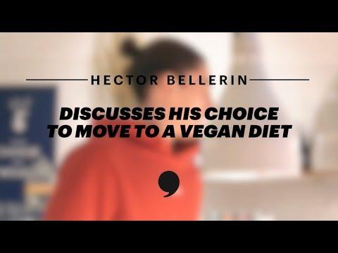 Hector Bellerin   Discusses His Vegan Diet