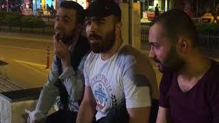 جلسة مغتربين عراقيين في تركيا /مصطفى الزبيدي