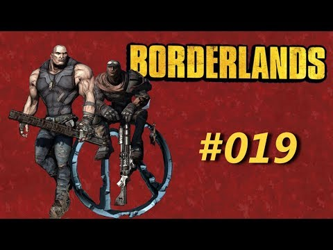 Let's play Borderlands DLC | Co-Op | #019: Energy Cores Of Confusion