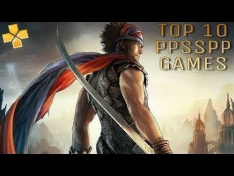 Top 10 PSP High Graphics Games for Android (PPSSPP) |2019