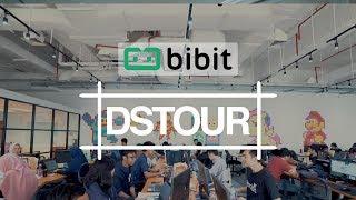 Kantor Bergaya Open Space Dari Bibit.id | Dstour #77