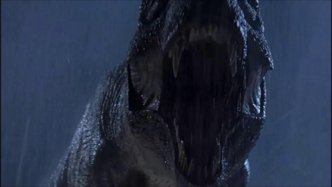 Jurassic Park T Rex Roar Www Pixshark Com Images