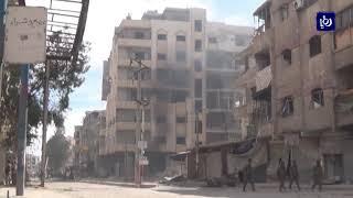 تواصل القتال في الغوطة الشرقية والأكراد يتحصنون في محيط عفرين - (20-3-2018)