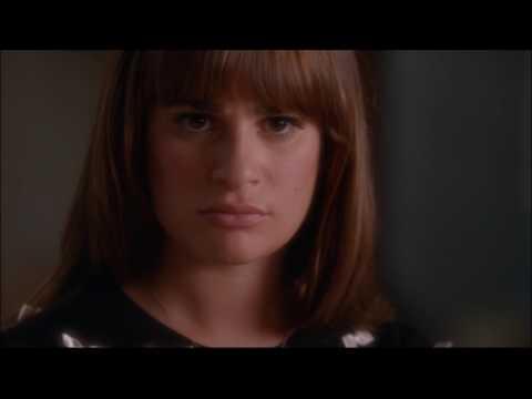 Glee - Rachel and Kurt tell Sue they're...