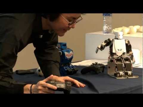 Lecture: Prof Hiroshi Ishiguro