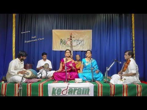 Vidushis Archana & Arathy for Kedaram