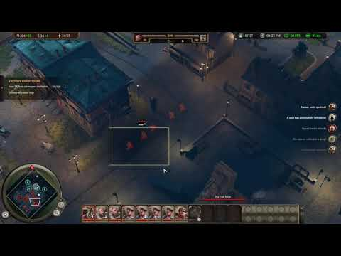 Iron Harvest Another 1v1 win vs. Aicad |