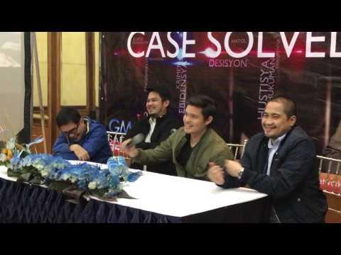 Dingdong Dantes reacts on Kris Aquino's Request to Pres. Duterte - 동영상