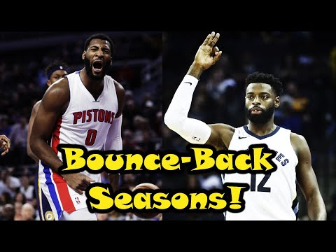 7 NBA Players Who BOUNCED BACK In The...