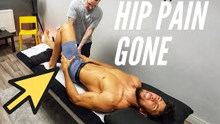 UFC FIGHTER - MUST SEE DEEP TISSUE for Knee Issue