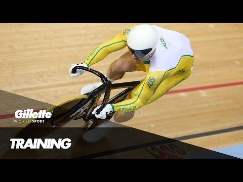 Sprint Training with Shane Perkins | Gillette World Sport