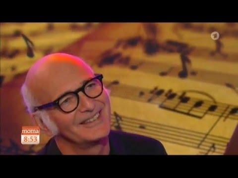 Ludovico Einaudi (15.12.2015 ARD-Morgenmagazin moma)