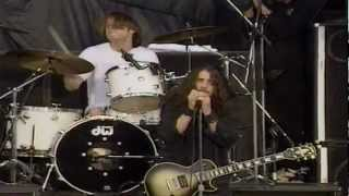 Soundgarden - [Live Vincennes, France 1992 ] [Pro-Shot] 720p